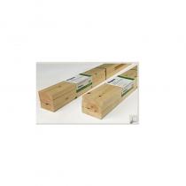 150 x 44mm White Deal Door Frame Packs (2/2.1 1/0.9) Silkwood