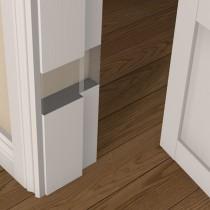 40x132 Pre Primed Whitewood Rebated Door Frame (2/2.1&1/0.9m pk)
