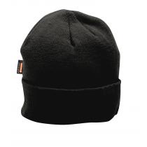 Portwest Insulatex Knit Cap Black