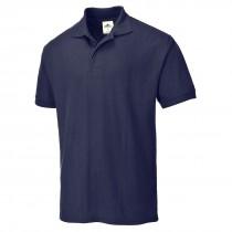 Portwest Verona Cotton Polo t-shirt Navy XXLarge