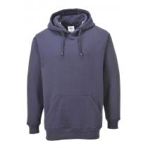 Portwest B302  Black Roma Hoodie size Medium