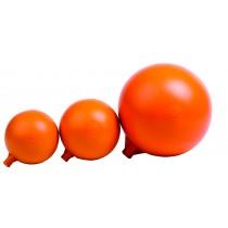 "Round Plastic Ball Float 4 1/2"""