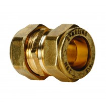 "Compression 310 1x1/2""  Straight Coupler CxC"
