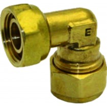 "Compression 327 1/2"" Swivel Elbow F.I X C"