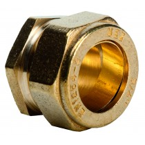 "Compression 351 3/4"" Stop End"