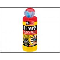 BigWipes Heavy-Duty Tub