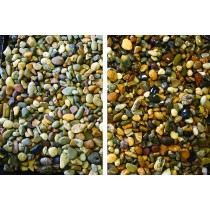 Decorative Stone 25kg - Beach Pebble 14mm