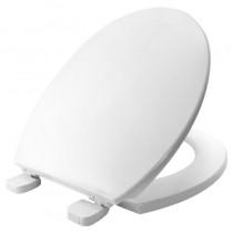 Bemis 7200 Plastic Toilet Seat White