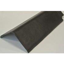 Ridge Tile (F/Cem) 105 Deg 525mm Black