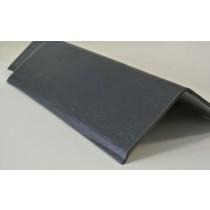 Ridge Tile (F/Cem) 90 Deg 525mm Graphite Blue/Black