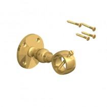 FM Handrail Bracket / Rope Brass (2)