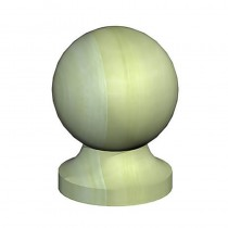 FM BALL Finial & Base PACK 2