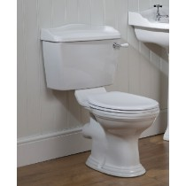 Cambridge Close Coupled Toilet & Standard Seat