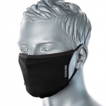 3-Ply Anti-Microbial Mask(Black)