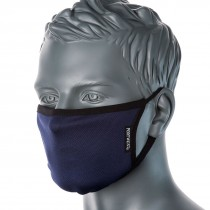 3-Ply Anti-Microbial Mask (Navy)