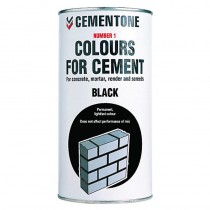 Cement Colour 1Kg Black