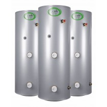Joule Stainless Steel Twin Solar 300L Cylinder 1535x560