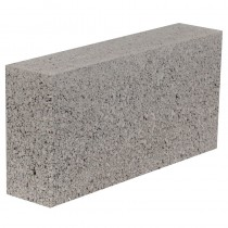 "Concrete Block 440x215x100mm (4"" Concrete Block)"