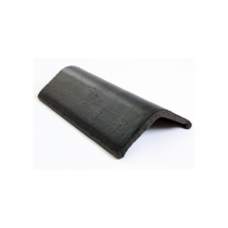 Concrete Ridge Tile 120 Degree Blue/Black