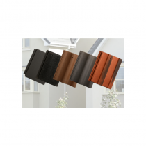 Verge Clip L/H Flat Tile