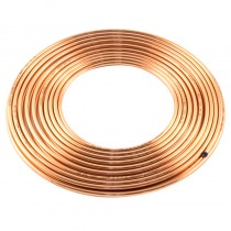 Copper Pipe PVC Insulated 10mm 25mt