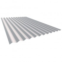 "Galvanised Corrugated Iron 12ft x 27"" (24G) 8/3"