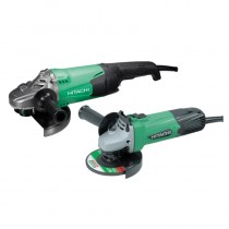 Hitachi Angle Grinder Twin Pack 240V (230mm+115mm)