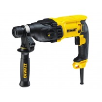 Dewalt SDS Hammer Drill 240V 26mm 3 Mode (c/w SDS_Plus Drillset)