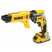 Dewalt 18V BBLESS COLL Drywall S/Driver Box