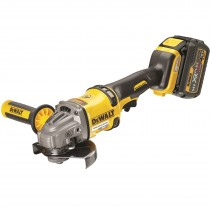 DeWalt 54V XR Flexvolt Grinder + 2 Batteries