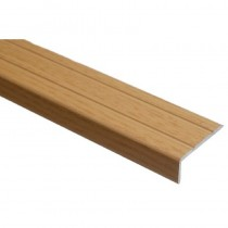 A31/15/270 - Trojan S/A Angle Edge 25x8mm 2.7m (Natural Oak)