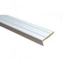 Trojan S/A Angle Edge 25mm x 8mm 0.9m Silver