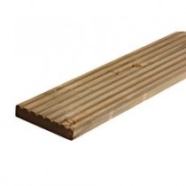 150 x 35mm x 4.8 Deck Board Treated (Reversible)