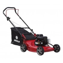 "Victor 18"" Steel Deck Push Lawnmower B&S 500 Engine"