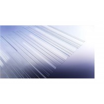1000/32mmx1.3mm Polycarbonate Clearlite Per 25' Sheet