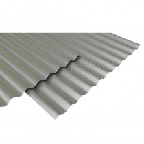 Galvanised Corrugated Iron 12ft (24G) 10/3