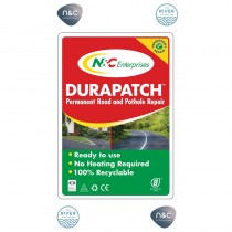 Durapatch 18Kg  Permanent Road and Pothole Repair