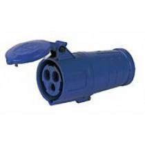 Outdoor Blue 240V Socket 16 Amp