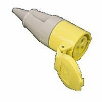 Outdoor Socket Yellow 110V