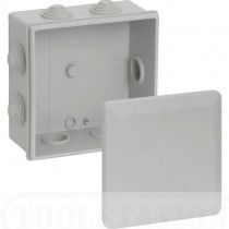 Junction Box Waterproof 100x100mm