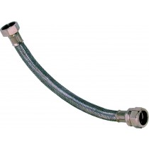 "3/4"" Flexible Hose Tap Connector 300mm"