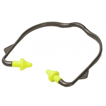 Portwest Banded Ear Plug Yellow/Black