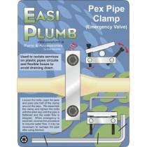 Plastic Pex Pipe clamp