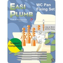 Consealed WC Pan Fixing Set