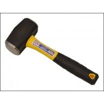 Lump Hammer Fibre Handled  2.1/2LB