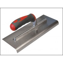 Stainless Steel Edging Trowel Large