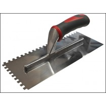 Notched Trowel Soft Grip