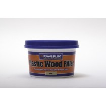 Rawlplug Plastic Wood Filler 250ml Oak