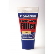 Rawlplug Plastic Wood Filler 100ml Pine