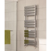 Forge 1200x500 Heated Towel Rail Chrome